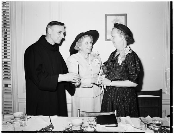 Saint John of God new officers, 1953