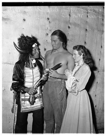 Chief Sitting Bull, 1951