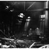 Fire at 5545 Sunset Boulevard, 1952