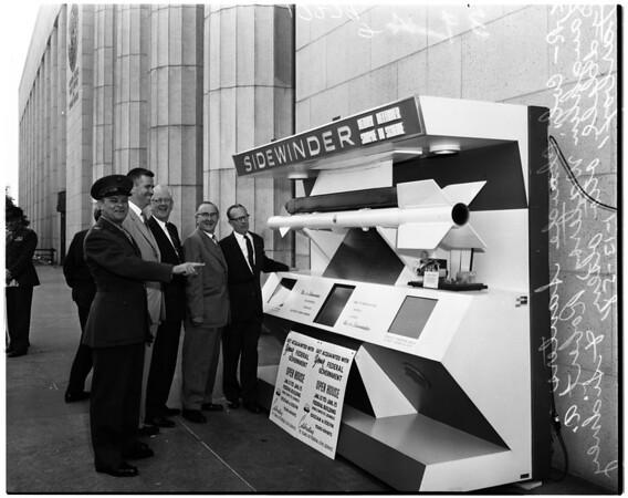 Civil Service Anniversary, 1958