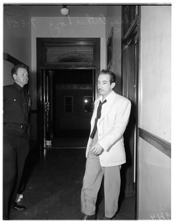 Child stealing, 1951
