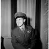 Colonel Aharan Yariv, 1958
