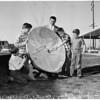 Solar Cooker, 1958