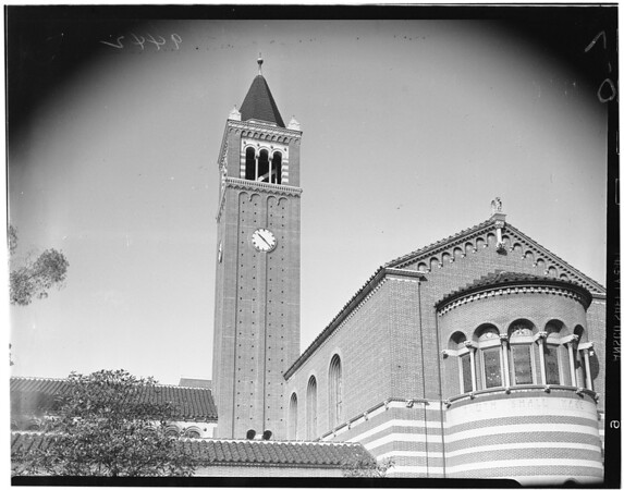 University of Southern California Building, 1951