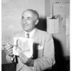 Translator of the Bible from Aramaic, 1951