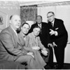 Nordic postmen meeting, 1958