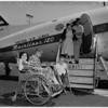 Crippled children, 1951