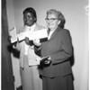 Keno winners, 1958