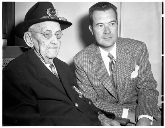 Frank Lovejoy, 1951