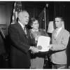Proclamation (WCTU), 1958