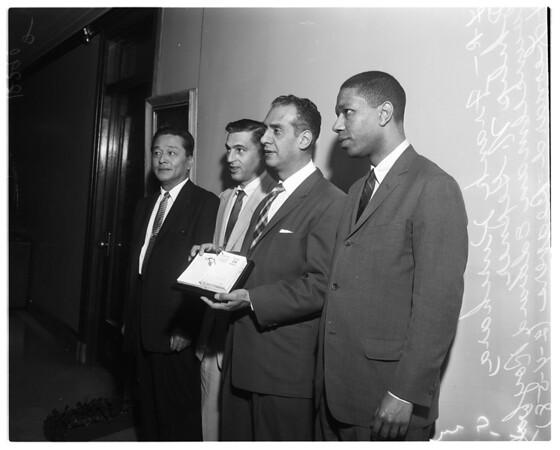 Brotherhood week, 1958