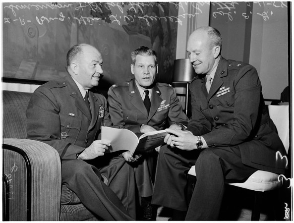 Resources conference, 1958