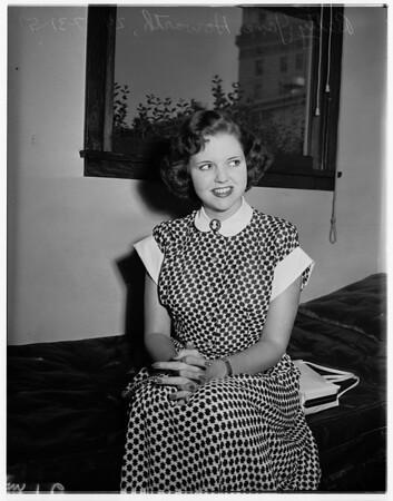 Alimony, 1951
