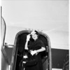 Indianapolis Queen (leaves Los Angeles), 1952