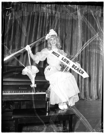 Miss Long Beach, 1951