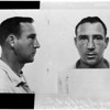 Arrested on 18-year-old warrant for petty theft, 1958