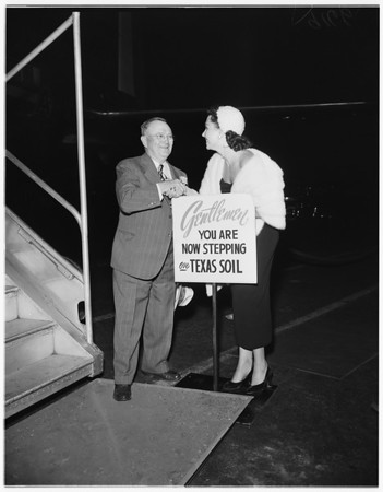 Ann Miller (dancer), 1951