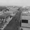 Looking east on Colorado Street, Pasadena, 1929