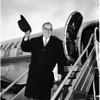 Munro arrival, 1958.
