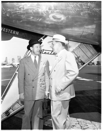 Dutch minister, 1951