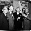 Rotary, 1958