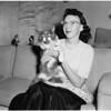 Cat suit, 1958.