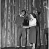Sportsmanship Award ...Lincoln High School, 1951.