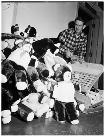 Sheriff's vice raid, 1951