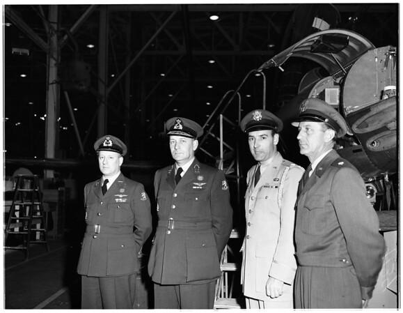 Major General Antonius Baretta, 1951