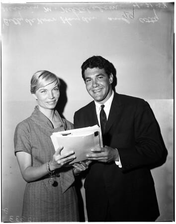 Hayden divorce, 1958