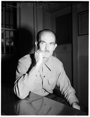 Check artist, 1952