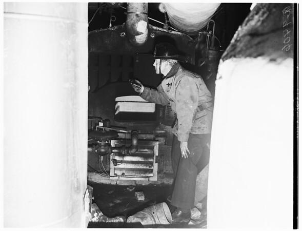 Boiler explosion, 1951