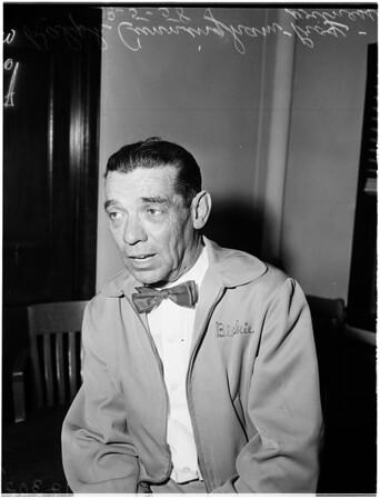 Marjorie Waller trial, 1958.