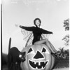 29th annual Anaheim Halloween festival, 1952