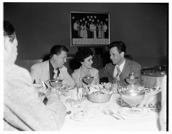 George Stevens, 1951