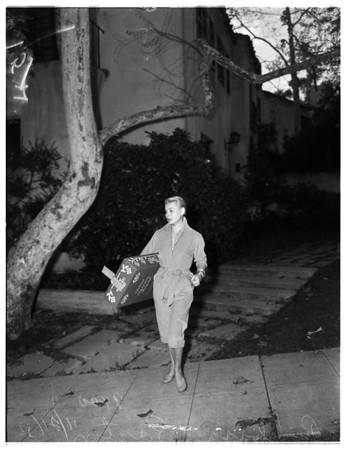 Barbara Payton, 1951