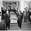 Moe Sedway funeral, 1952
