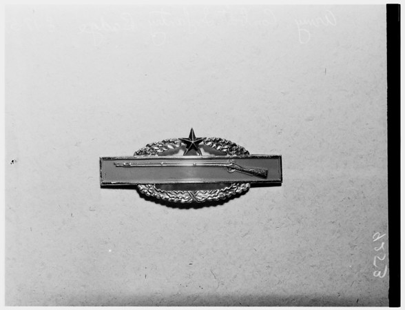 New Army badge, 1951