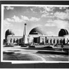 Griffith Park Observatory (copy negative), 1956