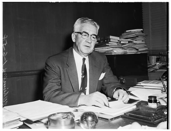 Education president, 1958