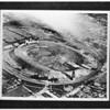 Coliseum under construction, 1957