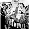 Examiner boys in Hawaii, 1958