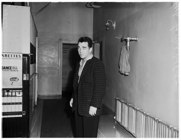 Suicide attempt, 1958