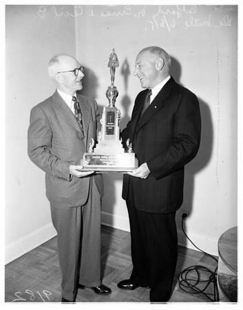 DeMille presentation, 1951