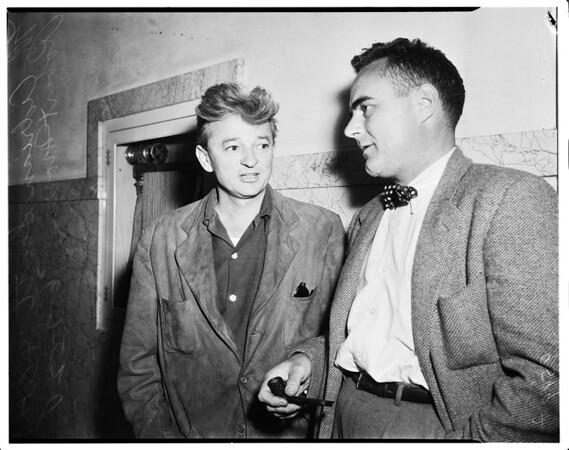 Robinson suicide, 1952