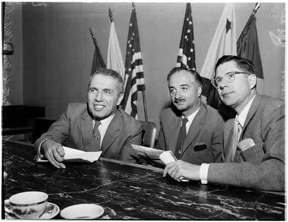 Reiss- Davis Clinic Appointees, 1958