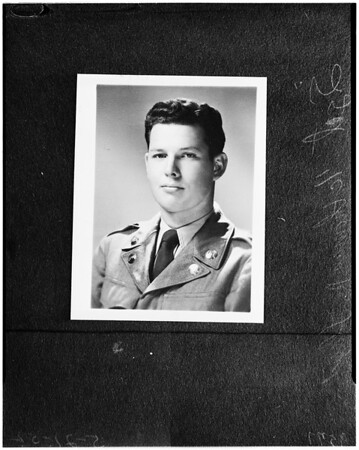 Sergeant First Class Thomas R. Lloyd (copy), 1952.