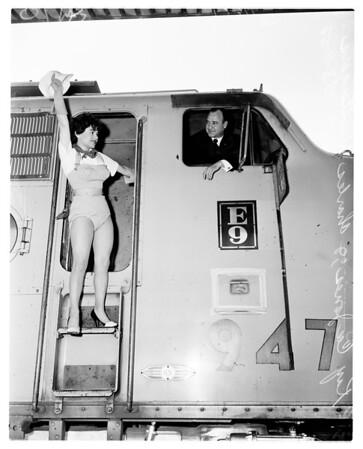Casey Jones Fete, 1958
