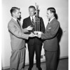 Trophy for oratory, 1951