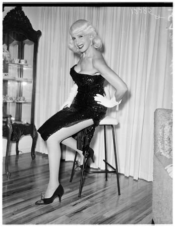 Terry Blake, 1958